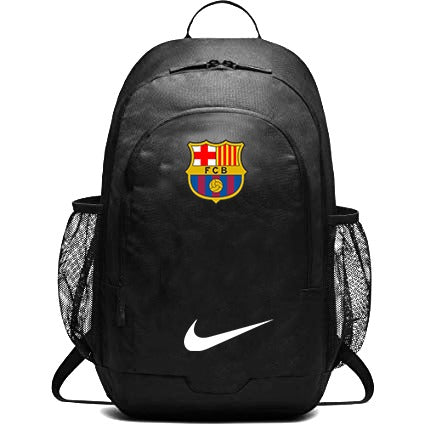 FC Barcelona Unisex Stadium Black Backpack