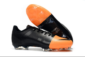 Mercurial Greenspeed 360 Black and Orange Football Shoes