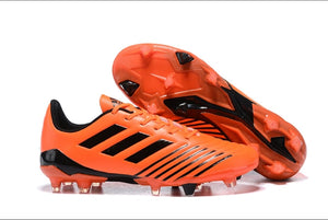 Adidas Predator Orange Football Shoes