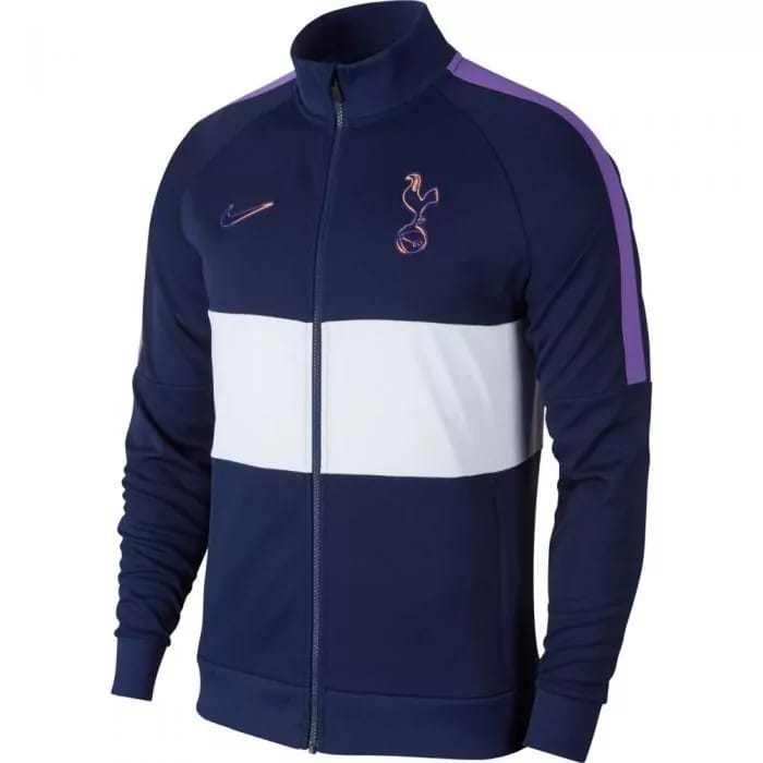 Tottenham 2019-20 Jacket - Navy-White