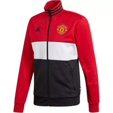 Load image into Gallery viewer, Adidas 2019-20 Manchester United Track Jacket - Red-White-Black