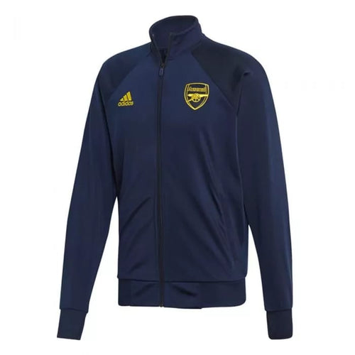 Adidas 2019-20 Arsenal Icons Jacket - Navy-Yellow
