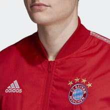 Load image into Gallery viewer, 2019-20 FC Bayern Anthem Jacket - Red