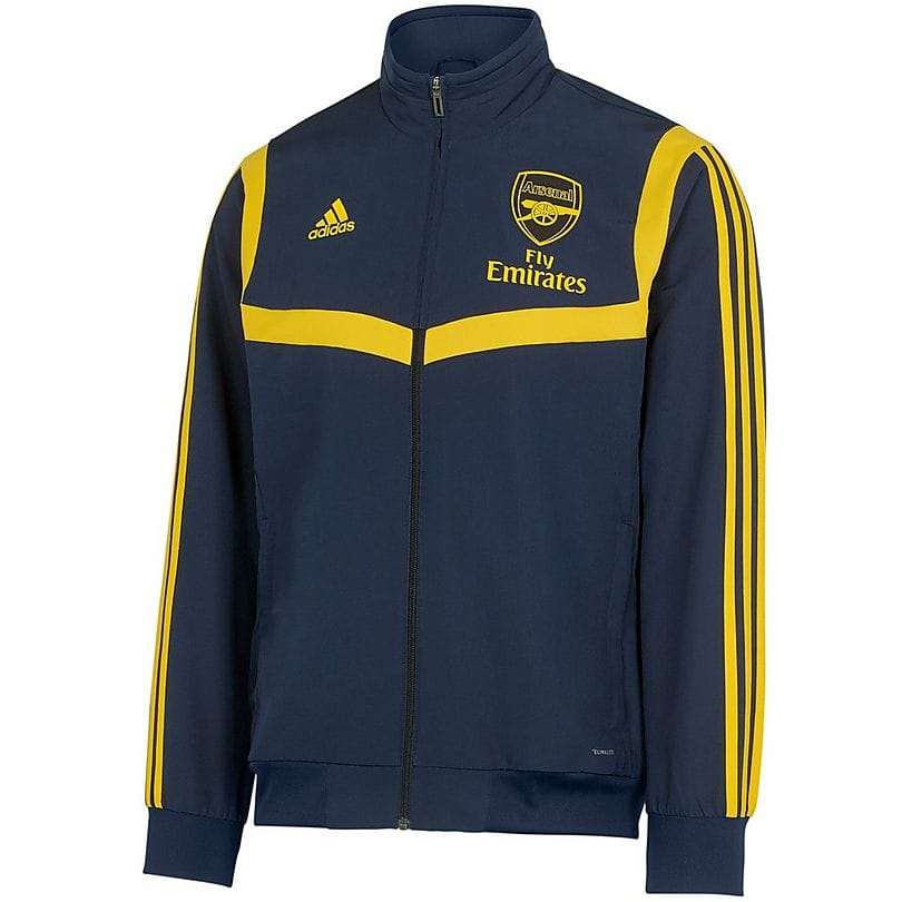 Arsenal Adult 19/20 European Presentation Jacket