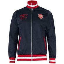 Load image into Gallery viewer, Arsenal Kings of London Red Track Top