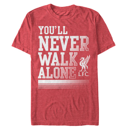 Liverpool FC Red Fan T Shirt