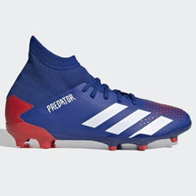 Load image into Gallery viewer, Adidas JR Predator 20.3 FG - Blue-Red