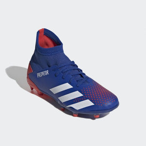 Adidas JR Predator 20.3 FG - Blue-Red