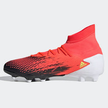 Load image into Gallery viewer, Adidas Predator 20.3 FG - Black-Red-Volt