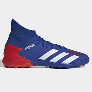 Adidas Predator 20.3 TF - Blue-Red