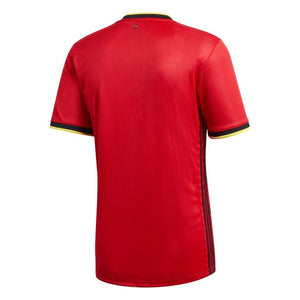 Belgium Home Jersey 2020/21 With Name & No