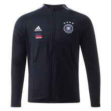 Load image into Gallery viewer, Adidas 2020-21 Germany Anthem Jacket - Black