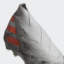 Load image into Gallery viewer, Adidas Nemeziz 19+ FG - Grey-Orange
