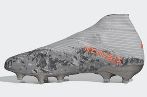 Adidas Nemeziz 19+ FG - Grey-Orange