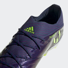 Load image into Gallery viewer, Adidas Nemeziz Messi 19.1 FG - Navy-Volt