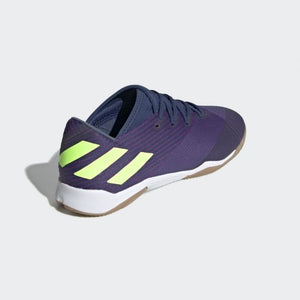 Adidas Nemeziz Messi 19.3 IN - Navy-Volt