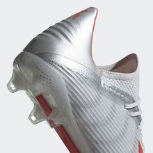 Load image into Gallery viewer, Adidas X 19.2 FG - Silver-Red