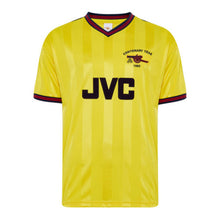 Load image into Gallery viewer, ARSENAL 1985-86 RETRO FOOTBALL JERSEY