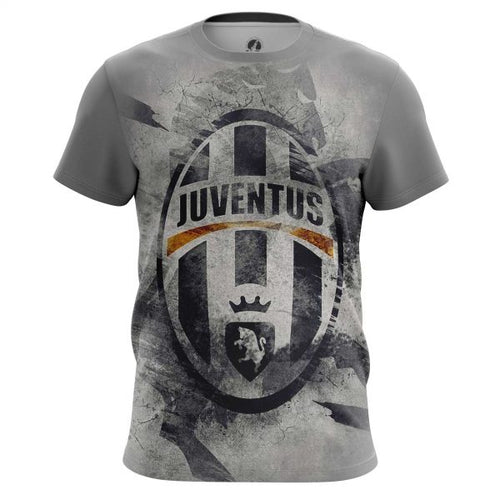 Juventus Grey Fan T Shirt