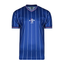 Load image into Gallery viewer, CHELSEA 1981-82 RETRO FOOTBALL SHIRT