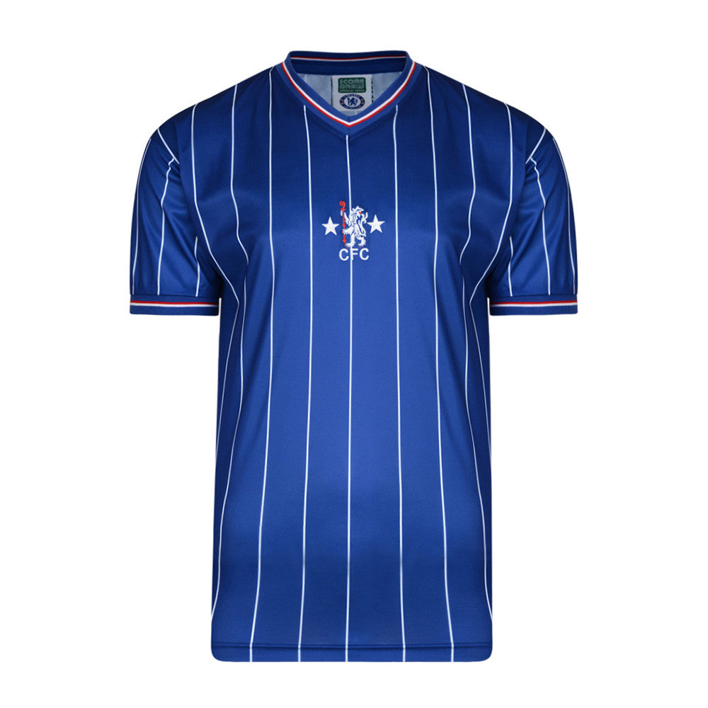CHELSEA 1981-82 RETRO FOOTBALL SHIRT