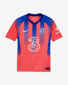 Chelsea Third 2020/21 With Name & No.