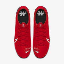 Load image into Gallery viewer, Mercurial Vapor 13 Academy By You Red