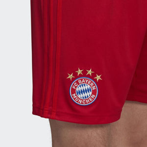 FC Bayern Home Shorts 2019-20 - Red