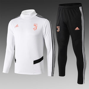 Juventus 2019-20 White Training Kit