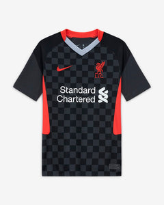 Liverpool Third 2020/21 With Name & No.