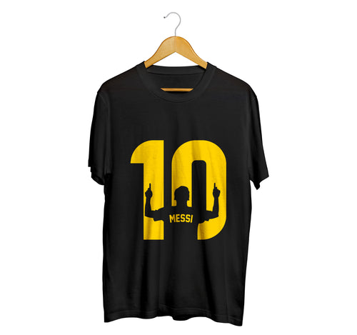Leonel Messi Fan T Shirt