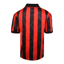 Load image into Gallery viewer, MILAN 1993-94 RETRO FOOTBALL SHIRT