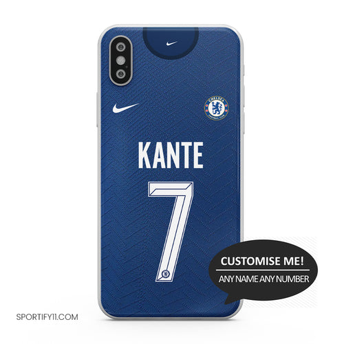 Chelsea Home 2020/21 Mobile Cover