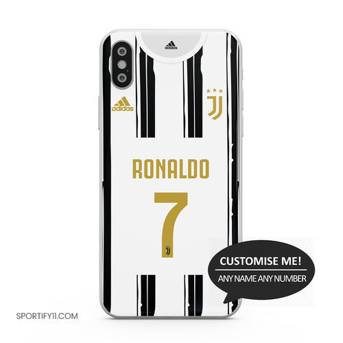 Juventus Home 2020/21 Mobile Cover