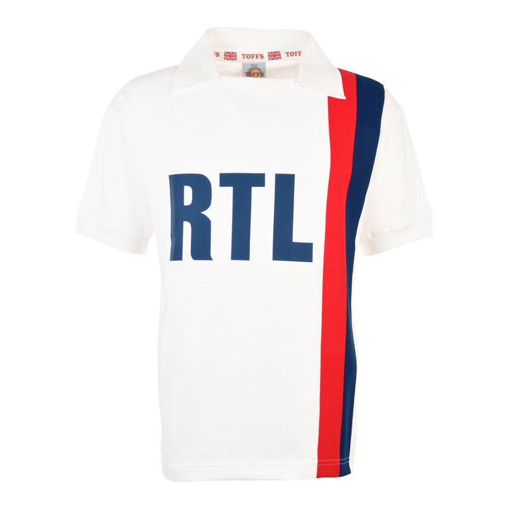 PARIS SAINT GERMAIN 1982-83 RETRO FOOTBALL SHIRT