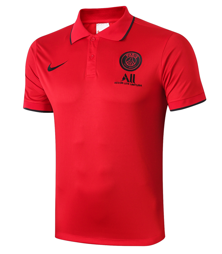 PSG All Fan T Shirt Red
