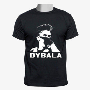 Dybala Black Fan T Shirt