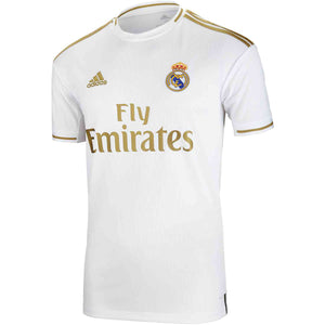 Real Madrid Home 2019/20 Without Name & No.