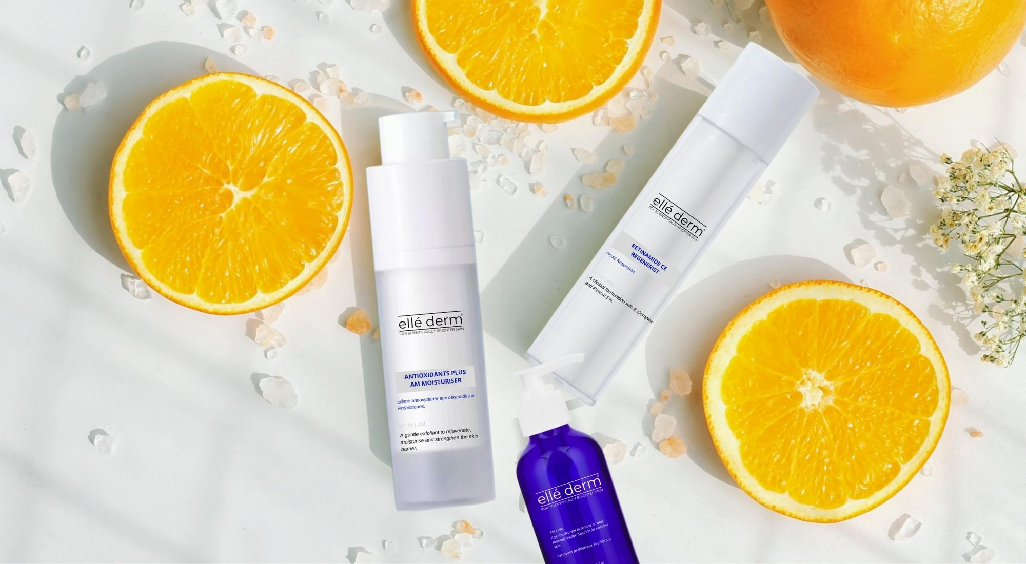 ANTIAGEING FOR SENSITIVE SKIN
