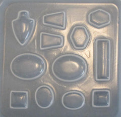 Assorted shapes mold 408