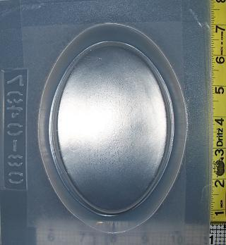 Oval Base Mold 497