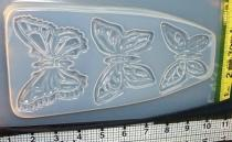 Butterflies Mold 427 - 3 Cavity