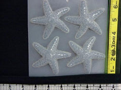 Starfish Mold 773 - 4 Cavity