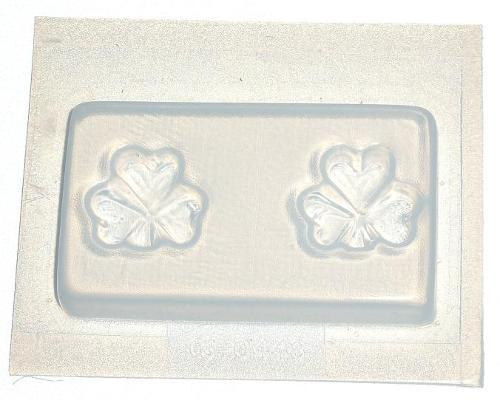 Shamrocks Clovers Mold 448