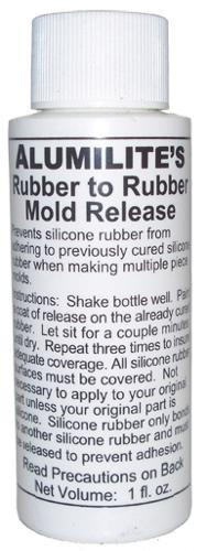 Rubber to Rubber Mold Release