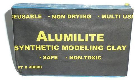 Alumilite Synthetic Modeling Clay