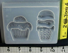 Cupcake & Ice Cream Mold 848