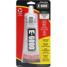 E-6000 Epoxy Jewelry Adhesive