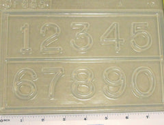 Numbers Mold 665