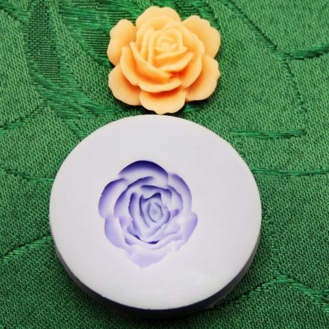 Small single rose mold